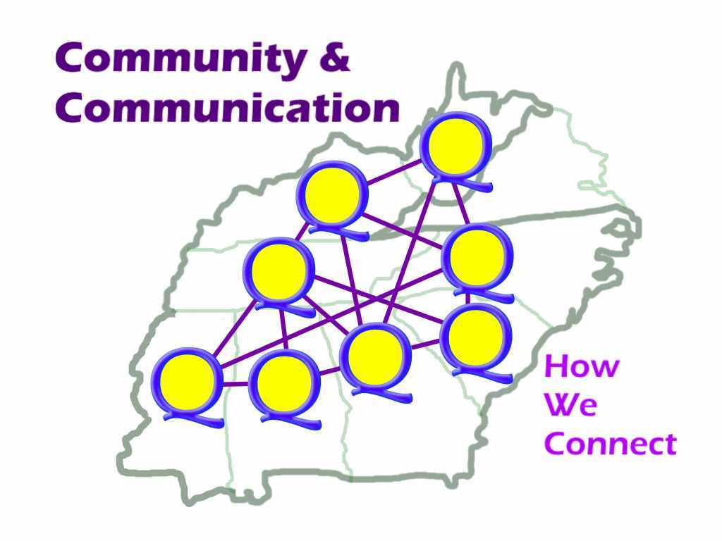 Community and Communication: How We Connect